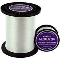 4. Jerry Brown Line One Solid Core Spectra Braided Line 2500 yrds.