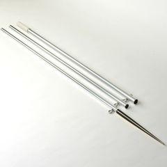 Sidewinder Fixed Aluminum Poles