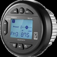 Poly Planar GSMR20 Marine Radio AM/FM/MP3, USB, Bluetooth