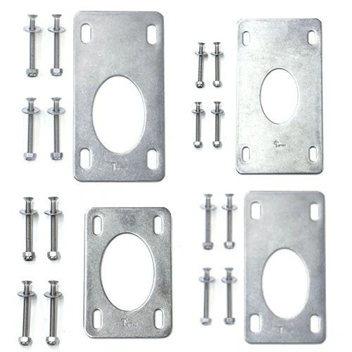 Gunnel and Side Mount Backing Plates
