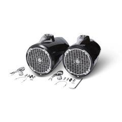 "Rockford Fosgate PM282W-B Black Punch 8"" Wakeboard Tower Marine Speakers"