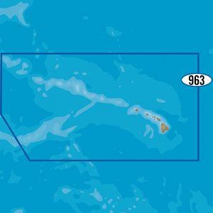 C-Map MAX-N+ NA-Y963 - Hawaiian Islands
