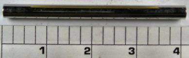 Frame Post, Chrome Plated Brass