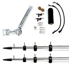 T-Top Clamp-On Telescoping Outrigger System