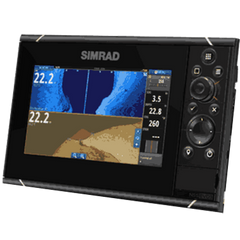 Simrad NSS7 Evo3, MFD/Sonar, Insight Charts