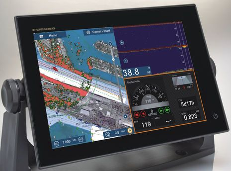"""Furuno Navnet TZtouch 14"""" Touch Screen Multifunction Display"""