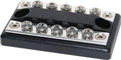 DualBus 100A BusBar - 5 Circuit