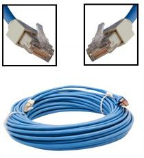 000-167-176 LAN Cable ASSY 5M RJ45 X RJ45 4P
