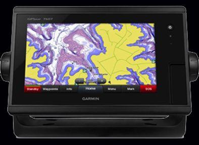 Garmin GPSMAP 7607