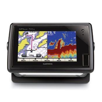 Garmin GPSMAP 741xs Touch Screen GPS Sounder