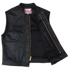 Joe's Vest with Hidden Zipper