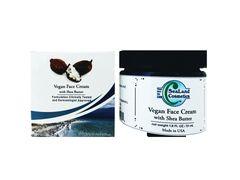 Vegan Face Cream with Shea Butter