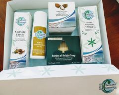 Face & Body Gift Set for Men or Women