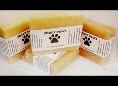 Lavender Mint Soapy Paws Soap
