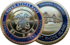 Officer Development School Coin