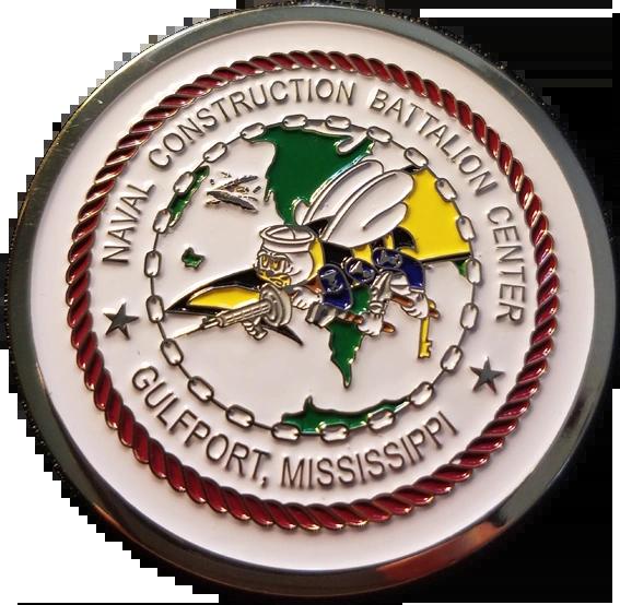 Naval Construction Battalion Center Flat