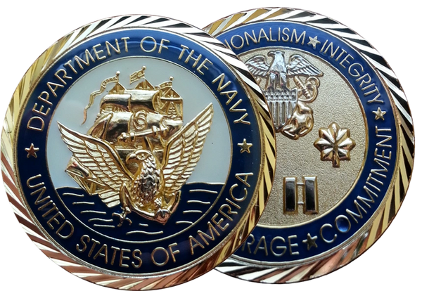 Junior Officer Coin