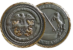 Commissioning Coin 2