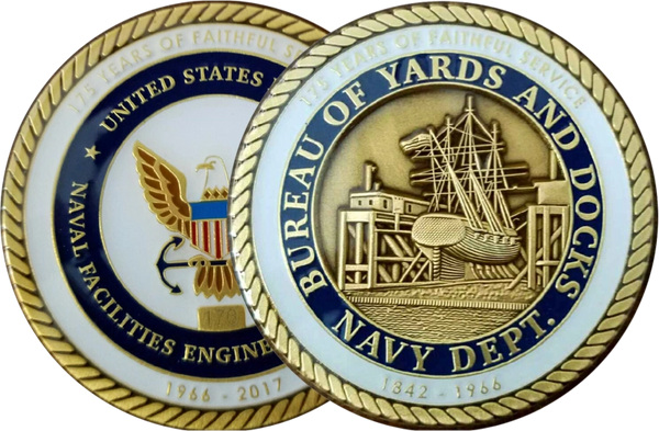 175th Anniversary of NAVFAC and the Bureau of Yards and Docks