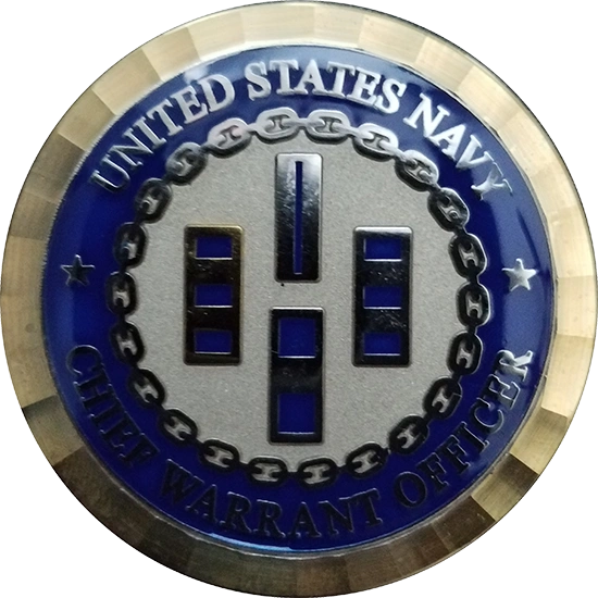 Chief Warrant Officer Flat