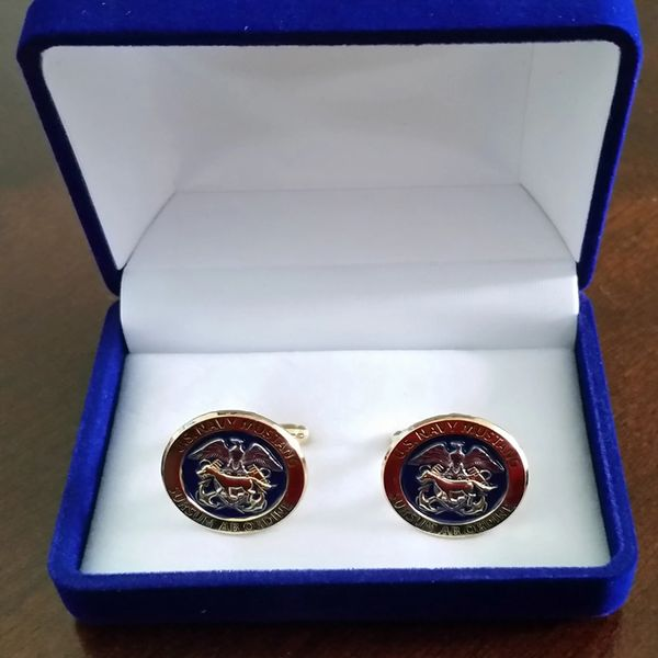 Mustang Cuff Links