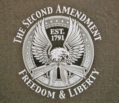 The Second Amendment Freedom & Liberty