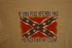 If this flag offends you, you need a history lesson!