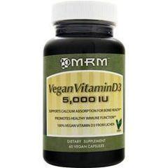 Vegan Vitamin D3 5000IU's
