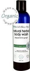 Natural Herbal Body Wash