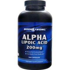 Alpha Lipoid Acid