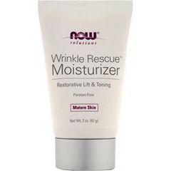 Wrinkle Rescue Moisturizer cream