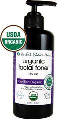 Organic Facial Toner (Dry Skin)