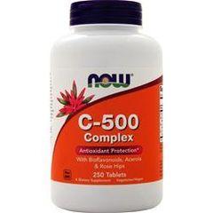 Vitamin C with bioflavonoids