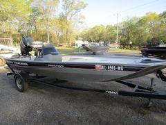 2013 Bass Tracker Pro 170 with Mercury 50 ELPT
