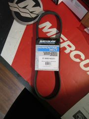 Quicksilver Serpentine Belt 57-8M0142251