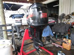 Used Mercury 225 hp outboard
