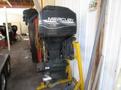 1997 Mercury 75HP ELPTO electric start 20""