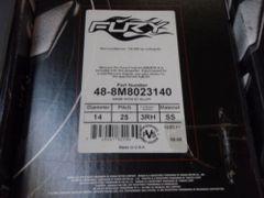 25 Fury 48-8M8023140 new by Mercury no hub new # 8M8023180