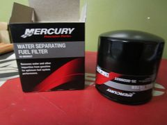 35-802893T water separating fuel filter by Mercury new