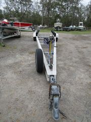 Used 2005 Owens & Sons Marine boat trailer