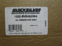 1200-8M0062954 oil tank new by Mercury
