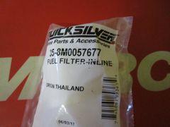 35-8M0057677 inline fuel filter by Mercury PNLA