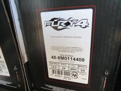 24 Fury 4 part # 48-8M0114408 new by Mercury no hub