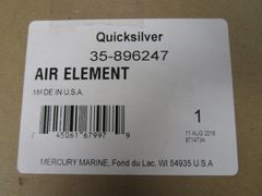 35-896247 air element new by Mercury