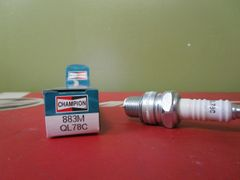Champion spark plug 883M QL78C