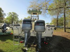 Used pair 1991 yamaha 200 hp outboard engines