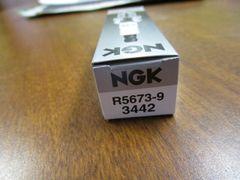 NGK spark plug R5673-9 stock 3442 V-Power Racing
