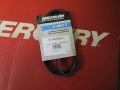 57-49756Q1 V-belt for Mercury Mercruiser Sterndrives and Inboards