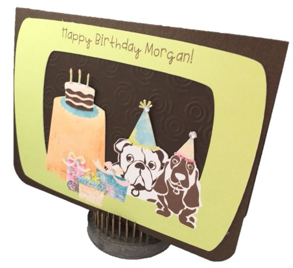 20 Personalize Your Next Handcrafted Birthday Cards For Dog Lover