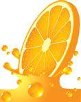 Orange with Orange Blossoms Bath Bar